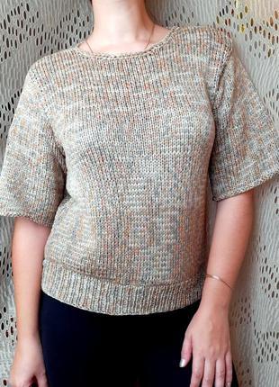 Шикарный свитер кофта