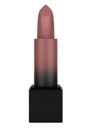 Матовая помада huda beauty power bullet matte lipstick