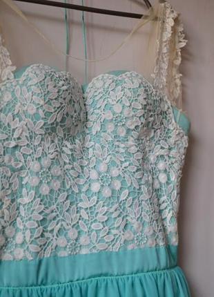 Платье вечернее, выпускное на любой праздник
