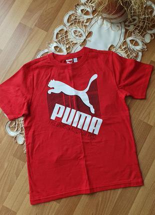 Футболка фірма puma розмір 10-12 років