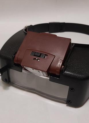 Бинокулярные очки со светодиодной подсветкой MG81007-A
