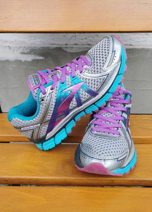 Кроссовки для бега 37, 5 р. brooks women's adrenaline gts 17...