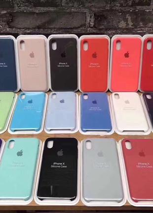 Silicone Case Apple iPhone 5/6/7/8/X/11/12