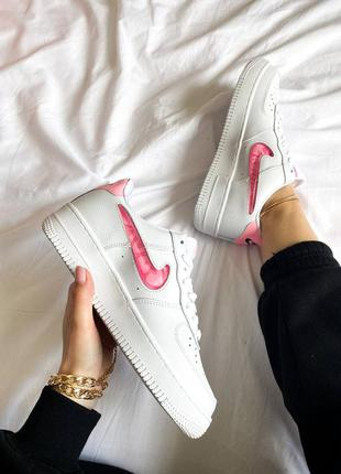 """Кроссовки nike air force 1 se""""love for all"""""""