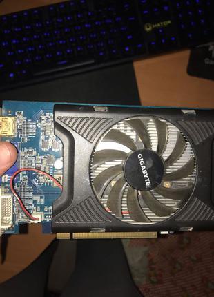 Видеокарта Radeon Hd 5570 1 Gb
