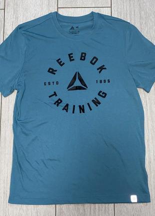 Мужская футболка reebok training
