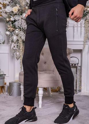 Спортивные штаны мужские на флисе