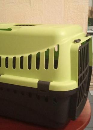 Бокс (переноска, контейнер транспортер, клітка) для перевезення