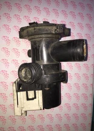 Сливная помпа bpx2-35 для стиральной машины Hotpoint Ariston I...