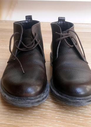 Продаю мужские ботинки Дезерты Brecos Polacc