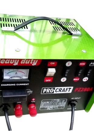 ЛУТШЕЕ  ПУСКО-зарядное устройство ProCraft PZ-280A