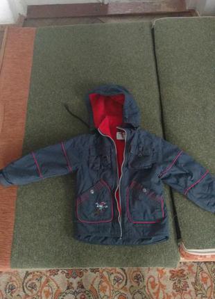Куртка детская 4 года