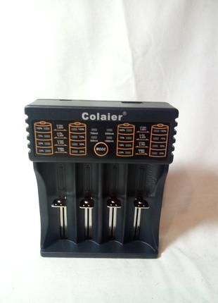 Универсальное зарядное устройство Colaier C40 функцией PowerBank