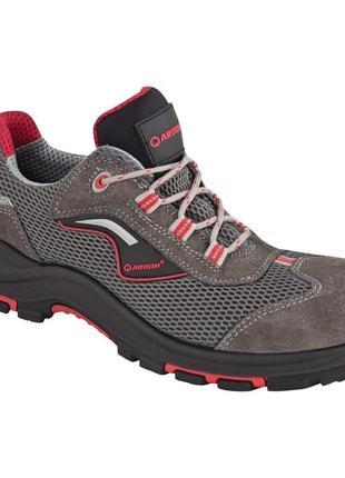 Нубуковые рабочие кроссовки, ботинки