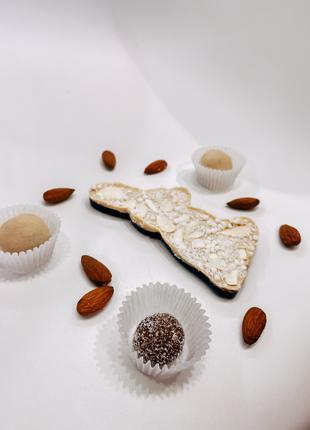 Трюфели в шоколаде и без