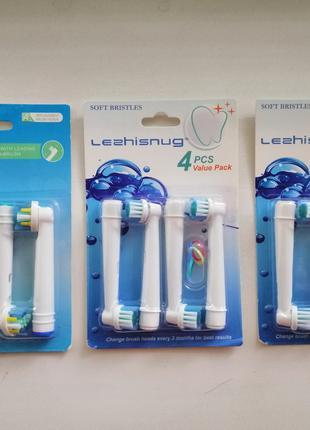 Насадка на зубную электро-щетку Oral-B (12шт.)