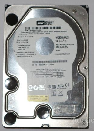 Жесткий диск 3.5'' Western Digital 250GB WD2500AAJS