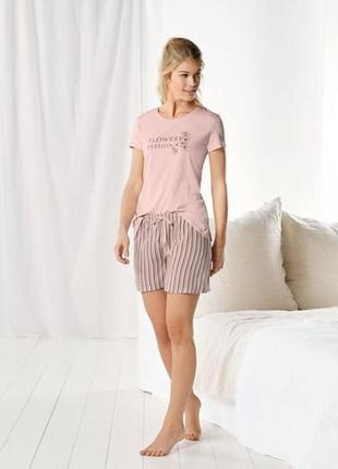 Красивая женская пижама домашний костюм esmara германия, шорты...