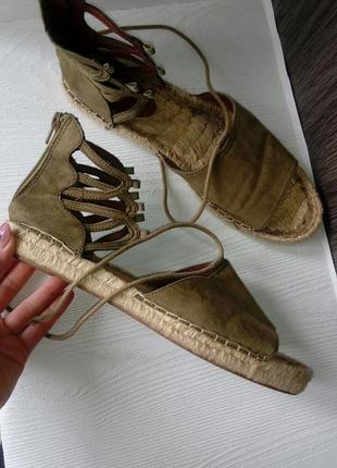 ✌эспадрильи боссоножки сандалии шлепки ✌