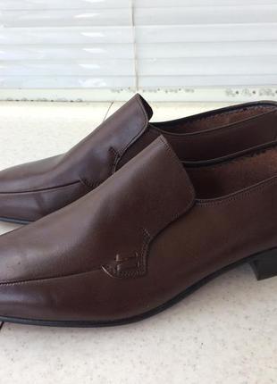 Мужские кожаные туфли k-shoes england