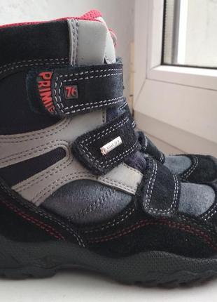 Зимние ботинки primigi gore tex  р.28