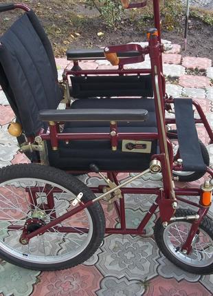 Инвалидная коляска ДККС-4-01-54