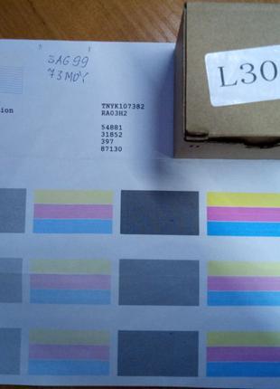 Печатающая головка Epson FA04010 FA04000 для XP и L серии