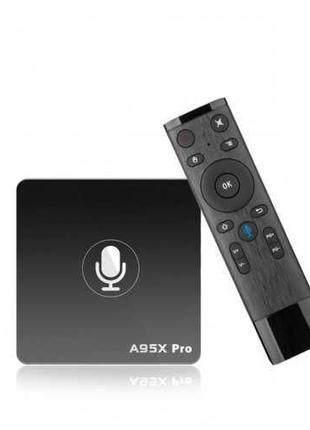Продам Android TV BOX A95X PRO с прошивкой SLIMBOX