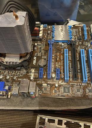 Процесор Intel Core i7 3770