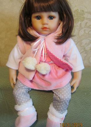 Кукла Реборн, 47см