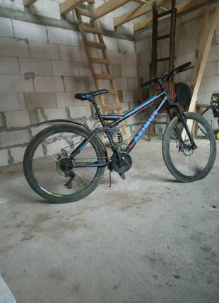 Горный велосипед Azimut Race 26 D