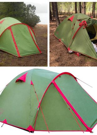 Палатка двухместная Tramp Lite Camp 2 (TLT-010)