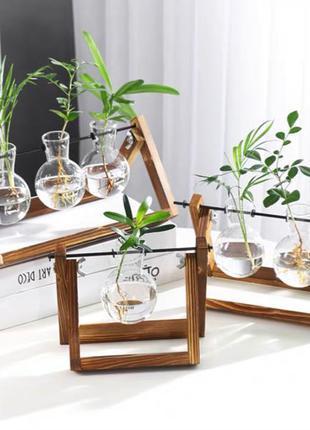ваза на 3 колбы