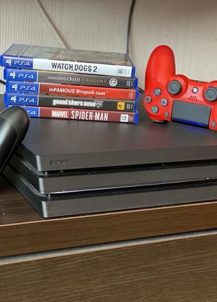Sony PlayStation 4 Pro 7116B 1Tb