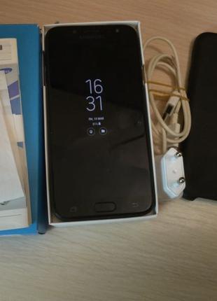 Samsung Galaxy J7 2017 Black