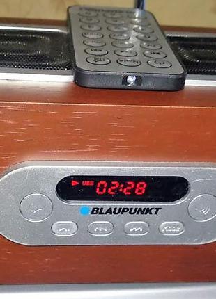 BLAUPUNKT PP5BR ,МП3,USB,CD портативный радио проигрыватель