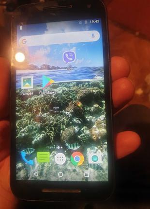 Motorola Moto G3 XT1550 в хорошем состоянии