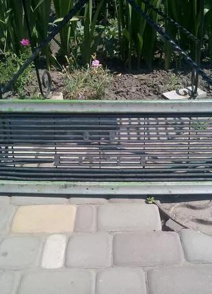 Решетка радиатора Ман-Фольксваген