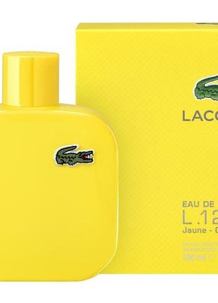 Lacoste Eau De Lacoste  Yellow100ml