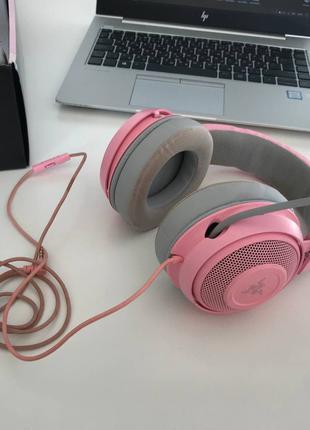 Наушники Razer Kraken гарнітура навушники