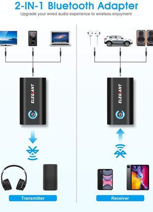 elegiant bti 030 Передатчик Bluetooth 5.0,  адаптер Bluetooth 2-в