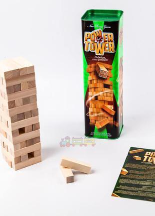 Игра Power Tower в тубусе большой