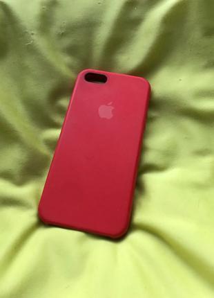 Чехол Iphone 5/5s/SE Silicone Case Original
