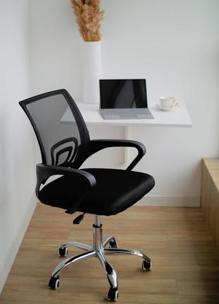 Кресло компьютерное B-619 Black
