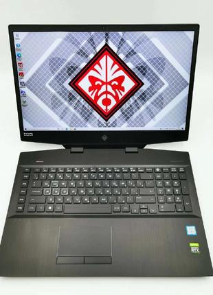 "HP Omen 17""144Гц RTX2060/i7/16Gb/SSD1Tb"