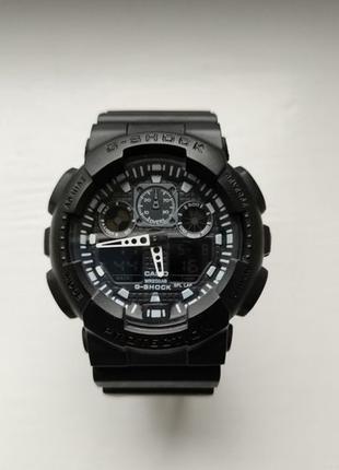 Часы Casio G-Shock GA-100 (5081) + батарейка в подарок