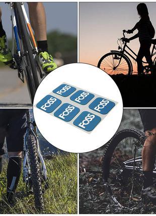 Патчи заплатки ремонтный пластырь для шин  авто мото вело скутеры