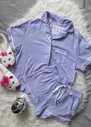 Пижама, футболка, шорты
