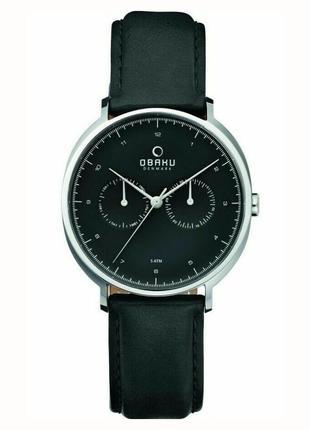 Мужские часы OBAKU V193GMCBRB, оригинал