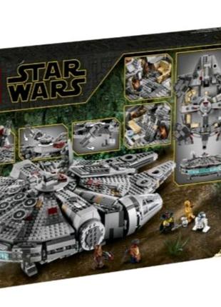 Конструктор LEGO Star Wars Millennium Falcon™ (Сокол Тысячелетия)